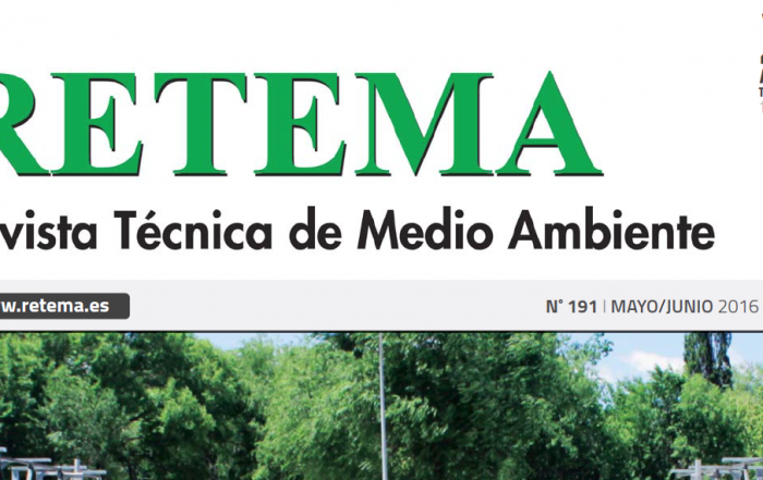 RETEMA magazine publishes an article about LIFE Riverphy