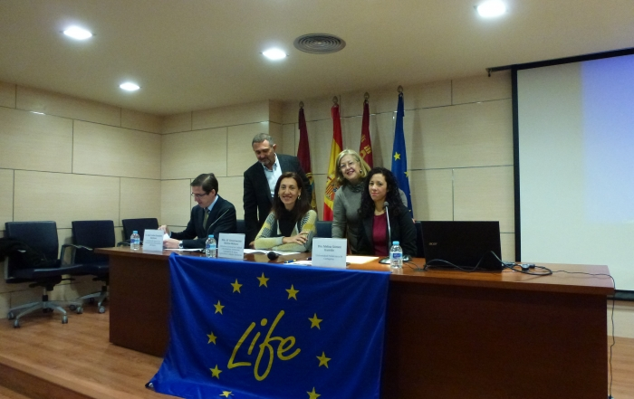 Results of the 1st Technical Workshop on LIFE Project Riverphy