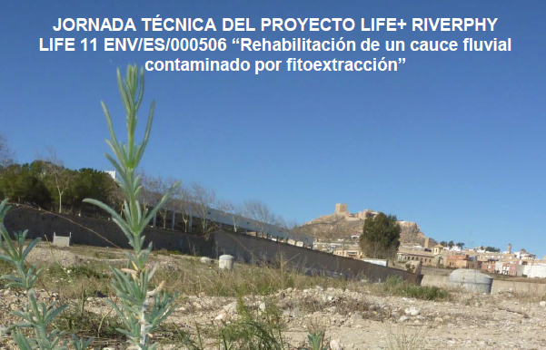 30th May, Technical Conference about LIFE project Riverphy