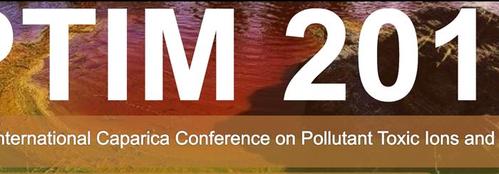 Presentación oral sobre parcelas demostrativas Riverphy en la 2ª Conferencia Internacional en Caparica (Portugal)